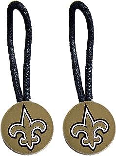 aminco NFL Cincinnati Bengals ID Zipper Pull 2-Pack
