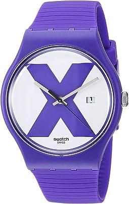 XX-Rated Purple - SUOV401