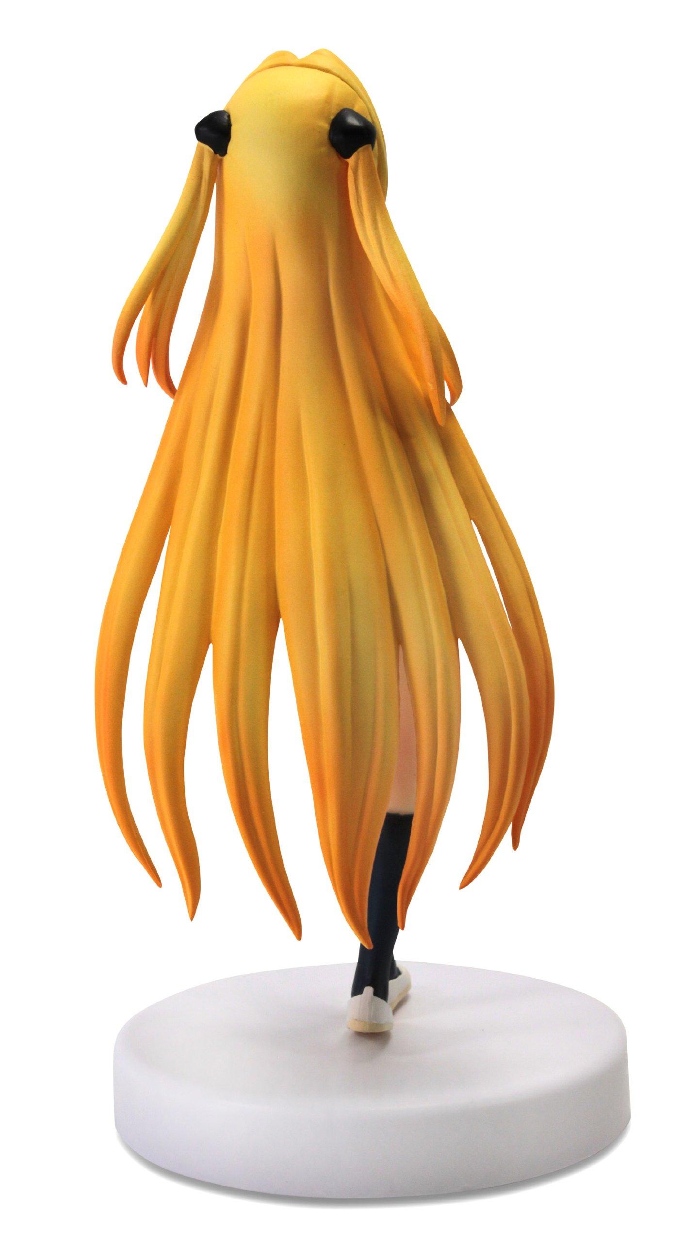 Furyu To Love RU Darkness 3 Gym 6 Golden Darkness Yami Uniform Figure Japan VideoGames FG-658715