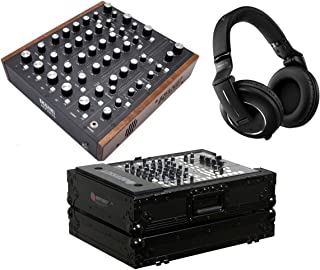 Rane MP2015 Rotary DJ Mixer + HDJ-2000 Mk2 + Case
