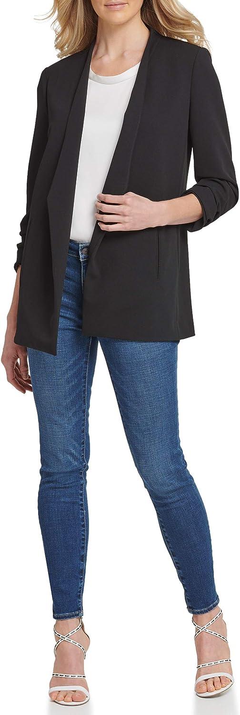 Wholesale DKNY SPORTSWEAR Women's Missy Long Sleeve Foundation Ranking TOP9 Jacket