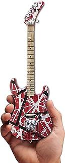 FanMerch Guitar EVH 5150 Eddie Van Halen Mini Guitar Replica Collectible - Officially Licensed
