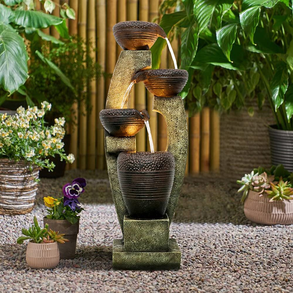 PeterIvan Outdoor Water Fountain - 40
