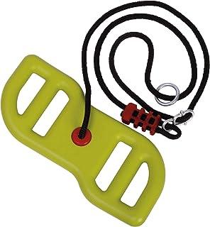 BIG Spielwarenfabrik 800056744 Big Activity Swing - Columpio color verde y negro