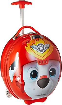 Nickelodeon Paw Patrol Circle Shape Kids Luggage