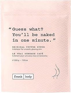 Frank body coffee scrub 200g
