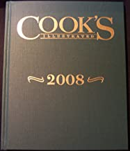Cook's Illustrated 2008 (Cook's Illustrated Annuals)
