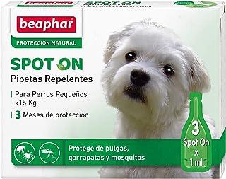 comprar comparacion Beaphar pipetas repelentes, Perro pequeño, 3 Unidades