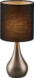 Versanora TH-L00005-EU - Lámpara de mesa (acero cepillado)
