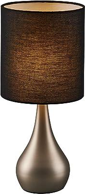 Versanora TH-L00005-EU Table Lamps, Acier Brossé