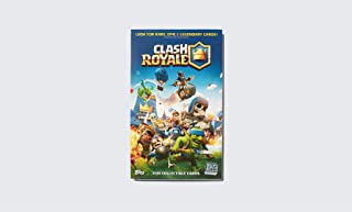 Topps 2018 Clash Royale Trading Cards - Hobby Box