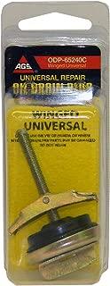 Oil Drain Repair Plug Winged Universal, 1 per Card