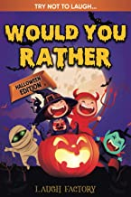 Would you Rather Halloween: Try not to Laugh!