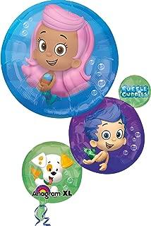 Anagram International 2963701 Bubble Guppies Shape Pack, 28