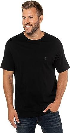 JP 1880 Menswear Big & Tall Plus Size L-8XL 2-Pack Basic Short Sleeve Tees 702637