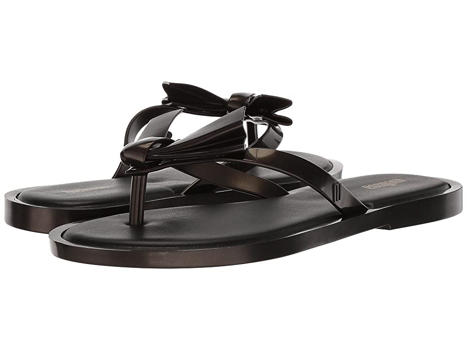 Melissa Shoes Comfy (Black Petrol) Women