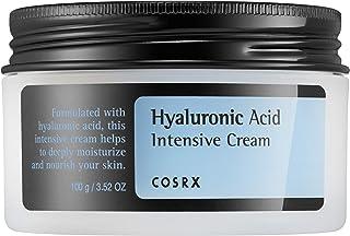 COSRX Hyaluronic Acid Intensive Cream, 3.53 oz / 100g | Wrinkle Cream | Korean Skin Care, Vegan, Cruelty Free, Paraben Free