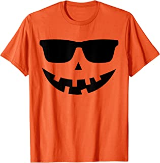 Pumpkin Funny Cute Jackolantern Halloween Costume Men Women T-Shirt