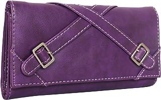 Fristo Women Wallet(FRW-089) Purple