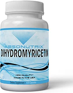 Absonutrix Dihydromyricetin Complex 340 mg 120 caps Helps Prevent Hangover