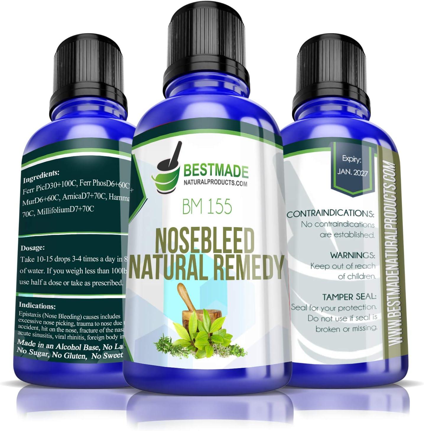 Nosebleed Natural Remedy 有名な 誕生日プレゼント BM155