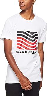 CALVIN KLEIN Jeans Men's Modernist Logo Slim Fit T-Shirt