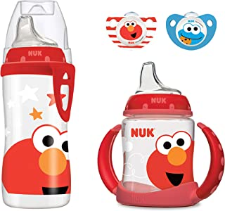 NUK Sesame Street Transition Bundle