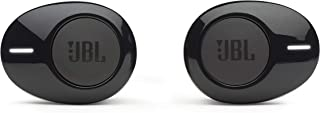 JBL TUNE 120TWS Wireless In-Ear Headphones (Black) (Renewed)