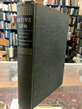 """Native Son 1940 Richard Wright """"First Edition A-P"""" (stated on copyright) HC"""