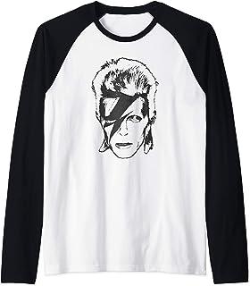 David Bowie - Lightning Manche Raglan