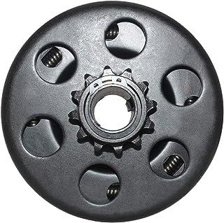 Embrague centrífugo, embrague Go Kart 3/4 calibre 12T para cadena #35, hasta 6,5 HP, perfecto para kart, minibicicleta y m...