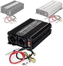 TecTake Inversor eléctrico onda modificada 12V a 220V