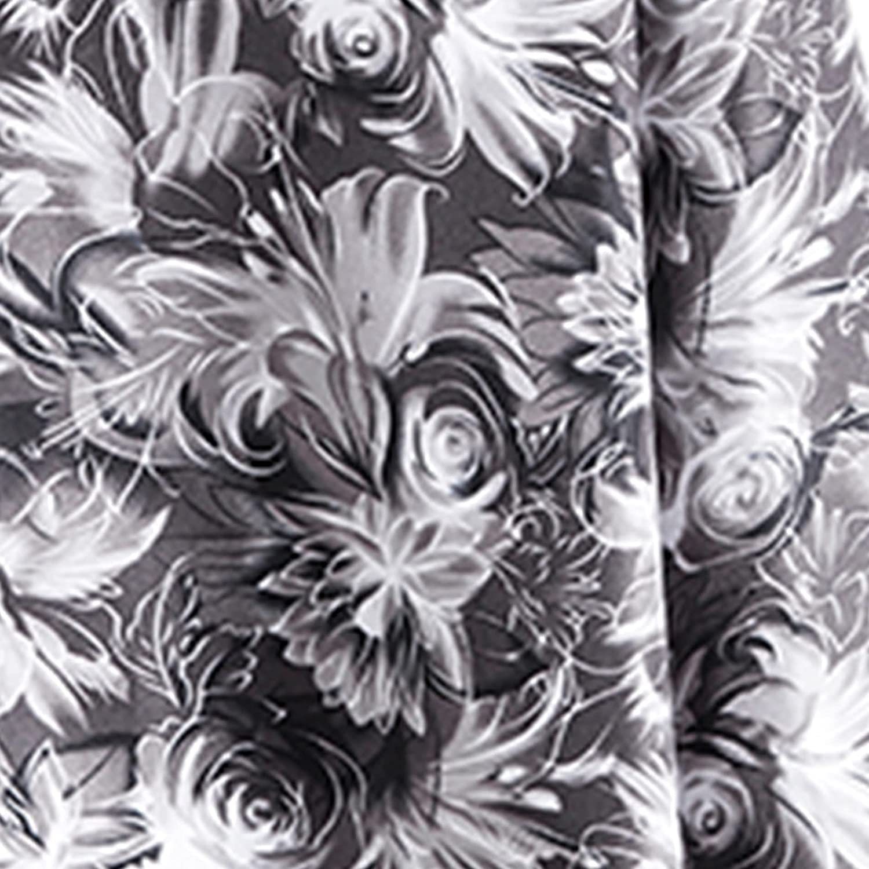 Hawaiian Shirt for Men Floral Shirt Casual Long Sleeve Flower Print Button Down Dress Shirt