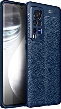 GUOQING for Vivo X60 Pro Case,Shockproof High Impact Tough Rubber Rugged Hybrid Case Protective Anti-Shock Shatter-Resista...