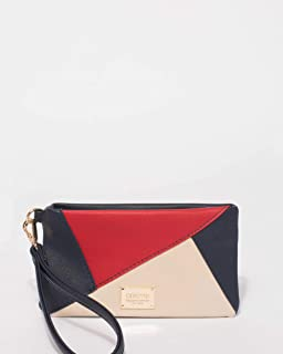 Multi Colour Goldie Panel Purse