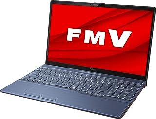 【公式】 富士通 ノートパソコン FMV LIFEBOOK AHシリーズ WA3/D3 (Windows 10 Home/15.6型ワイド液晶/Core i7/16GBメモリ/約256GB SSD + 約1TB HDD/スーパーマルチドライブ/...
