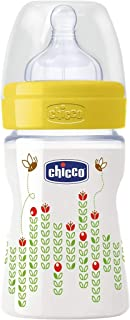 Chicco Well-Being Silicone Regular Flow Bottle 150 Ml [CH70750-01]