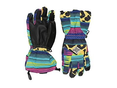 Burton Kids Profile Glove (Little Kid/Big Kid) (Leopardy Cat) Extreme Cold Weather Gloves
