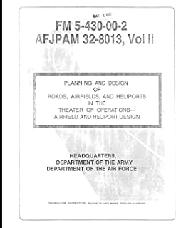 FM 5-430-00-1 Planning and Design of Roads, Airfields, and Heliports in the Theater of Operations--Road Design