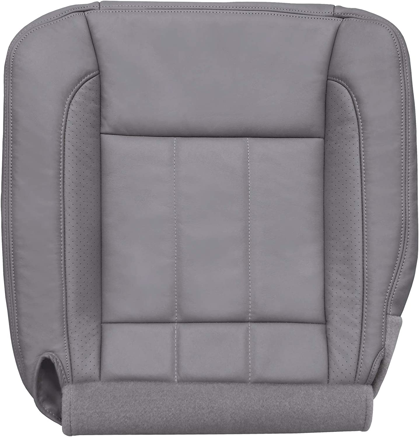 Max 74% OFF The Seat Shop Driver Bottom Cover wi Perforated NEW P1 Leather