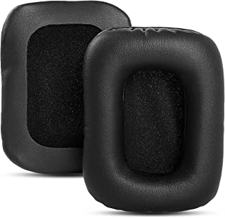 1 Pair Ear Pads Cushions Covers Replacement Earpads Foam Pillow Compatible with August EP650 EP 650 Bluetooth Headset Head...