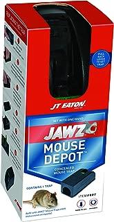 J T Eaton 407 O9474313 Covered Mouse Traps