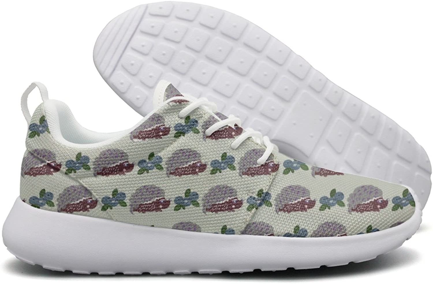 Cute Hedgehogs Kids Women's Neutral Fashion Running shoes Jogger Gift