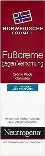 Neutrogena Norwegische Formel Fußcreme gegen Verhornung mit 10% Urea, 250ml