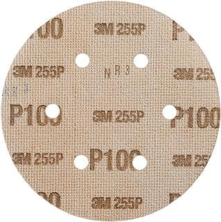 100//Caja LD861A 3M Hookit Disco Soporte de Papel 255P P400 150 mm Con 15 agujeros