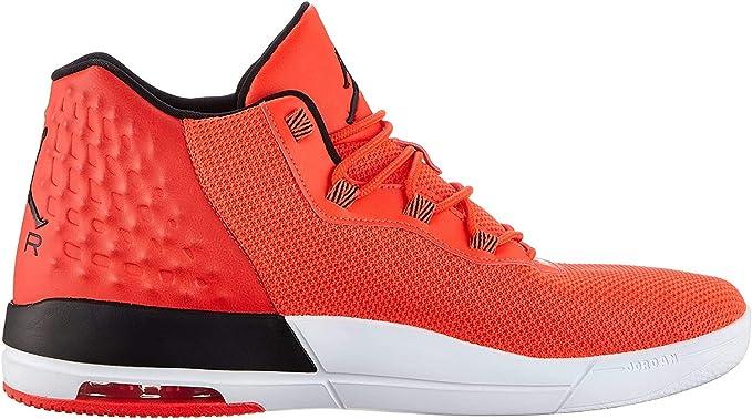 Nike Jordan Academy Mens Basketball-Shoes 844515-605_8 - Infrared 23/Black-White