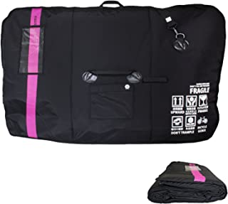 GORIX(ゴリックス) 自転車用輪行袋 ロードバイク マウンテンバイク [車載・飛行機・航空輸送向き] キャリングバッグ 輪行バッグ GX-Ca1