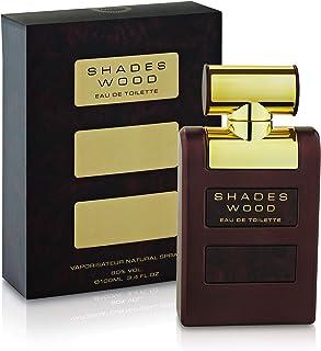 Armaf Shades Wood by Armaf Eau De Toilette Spray 3.4 oz / 100 ml (Women)