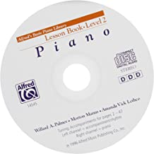 Alfred's Basic Piano Course: CD for Lesson Book, Level 2 (Alfred's Basic Piano Library): 0