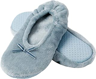 Soft Ventilate Women's Slipper Socks Non-slip Grippers...